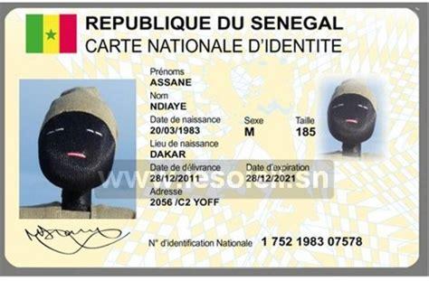 Consulat Senegal Carte D Identité Rdv by Amadou Diallo Consul G 233 N 233 Ral Du S 233 N 233 Gal 224 171 La