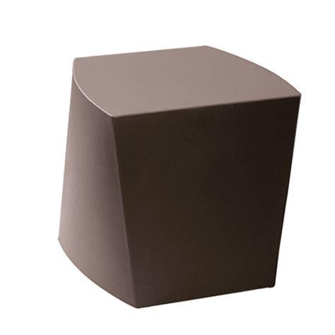 chaise metteur en pouf design taupe ecco ligne design mobiliers restaurant design taupe