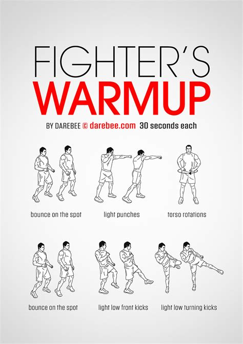 Fighter's Warmup
