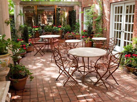 mediterranean style garden freda hgtv