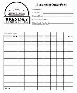 Coca Cola Fundraiser Order Form Free 12 Sample Order Forms In Ms Word Pdf
