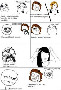 Middle School Meme Comics