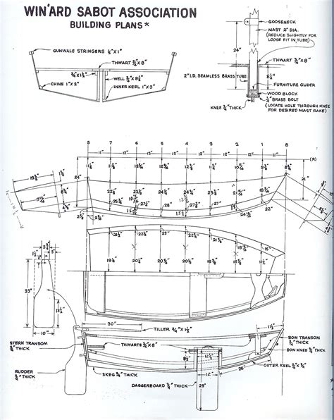 Boat Drawings Plans by Build Your Own Opti Boat Plans Build Your Own Opti