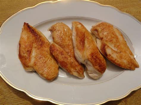 blancs de poulet cuisson basse température
