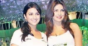 Priyanka Chopra and Parineeti Chopra Together Images and ...