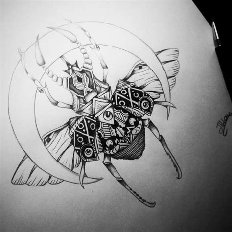 The 25+ Best Ideas About Scarab Tattoo On Pinterest