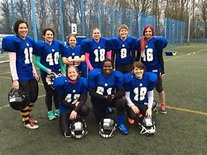 Now women can play American football in Wales thanks to ...
