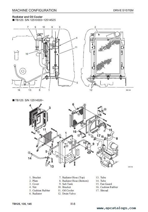 takeuchi tb145 hydraulic schematic drawings circuit diagram symbols