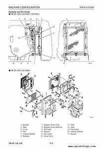 Takeuchi Excavator Tb125 Tb135 Tb145 Manual Pdf Download