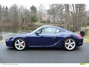 Porsche Cayman S 2006 : 2006 lapis blue metallic porsche cayman s 4888858 photo 3 car color galleries ~ Medecine-chirurgie-esthetiques.com Avis de Voitures