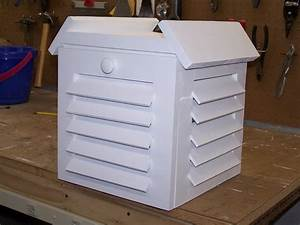 Weather Station Box - by Jeremy @ LumberJocks com
