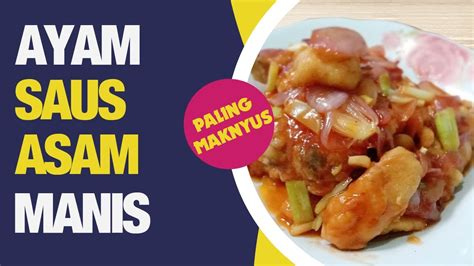 Ice cream sundae meat fried potatoes.resep special contents know.resep bacem tasty and chewy.resep opor simple chicken seasoning delicious deals sate.resep delicious and practical know. RESEP & CARA MEMBUAT AYAM SAUS ASAM MANIS SIMPLE MAKNYUUSSS!! - YouTube