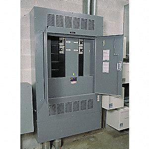 Square Panelboard Interior Amps Vac Vdc