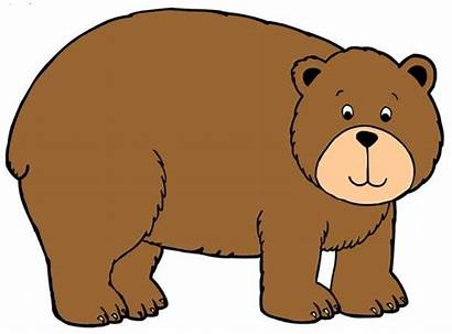 Bear Clip Illustrations Clipart Brown Clipartix Related