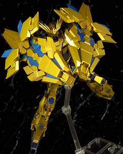 [REVIEW] ROBOT魂 Unicorn Gundam 03 PHENEX (Destroy Mode ...