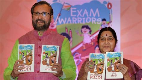 PM Modi's book tells students not to be afraid of exams ...