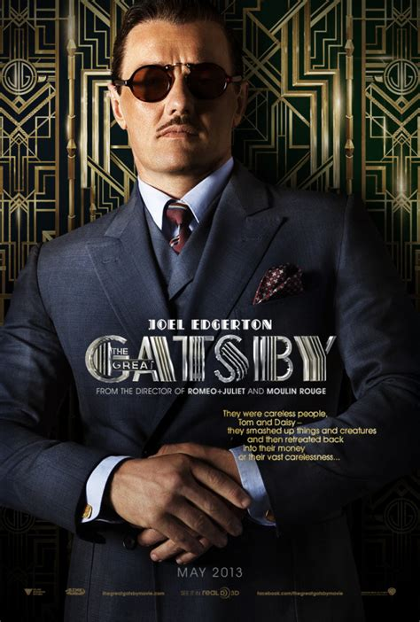 the great gatsby character quotes baz luhrmann s the great gatsby receives gorgeous second