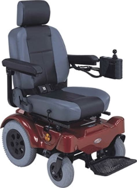 ctm homecare hs  rwd power electric wheel