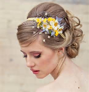 headband fleur mariage flower hair accessories bitsy
