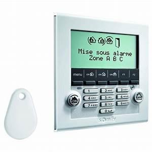 Pack Alarme Somfy : kit alarme maison somfy protexiom ultimate gsm ~ Melissatoandfro.com Idées de Décoration