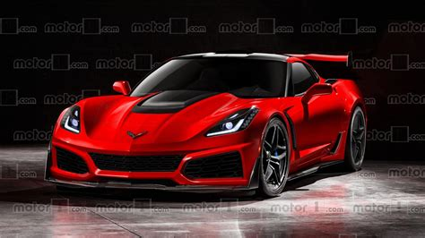 Motor Show 2019 : 2019 Corvette Zr1 Us Debut At La Auto Show, Msrp Rumored