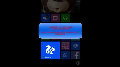 c 211 mo descargar un en tu celular nokia lumia desde vimeo