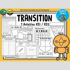 New Class Transition Activities By Hoppytimes  Teaching Resources Tes