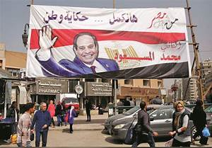 Sisi calls for big turnout in upcoming Egyptian ...