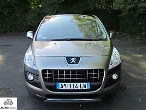 Peugeot 3008 Prix Occasion : achat peugeot 3008 premium fap d 39 occasion pas cher 13 200 ~ Gottalentnigeria.com Avis de Voitures