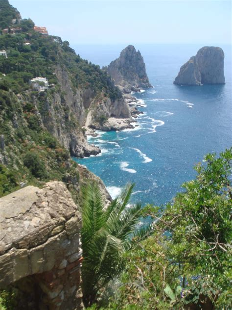 One Day In Capri Italy