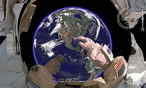 Astronaut's Helmet Earth Reflection - Pics about space