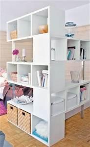 Kinder Bücherregal Ikea : j 39 aime l 39 id e avec les meubles ik a rangement pinterest artisanat pi ce de loisirs ~ Markanthonyermac.com Haus und Dekorationen