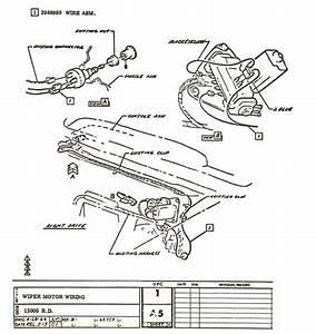 69 Chevelle Wiper Motor Wiring Diagram