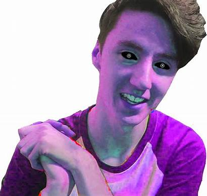 Dawko Guy Purple Reaction