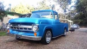 1957 Ford F-100 Pickup Styleside