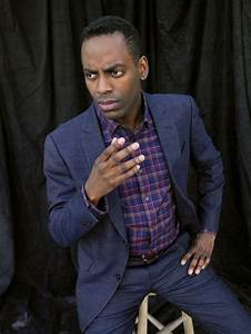 Baron Vaughn Teaches us the Meaning of 'Oi!' | The Dinner ...