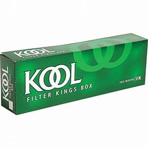 Kool Menthol King Box cigarettes made in USA, 3 cartons ...