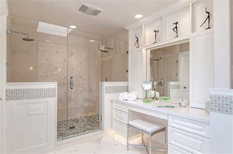 bathroom shower curtain ideas designs 20 master bathroom remodeling designs decorating ideas