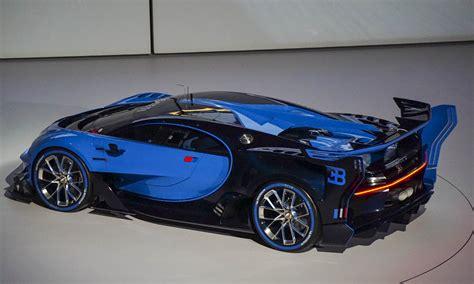 Bugatti Vision Gran Turismo  » Autonxt