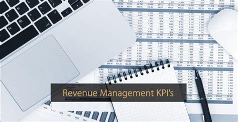 revenue management kpis  hotels