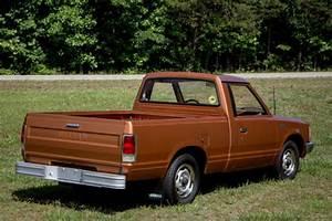 1985 Nissan Pickup  Original Unrestored  Z24 Engine  5 Speed For Sale  Photos  Technical