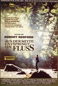 Robert Redford Größe : filmplakat aus der mitte entspringt ein flu 1992 plakat 1 von 2 filmposter archiv ~ Cokemachineaccidents.com Haus und Dekorationen