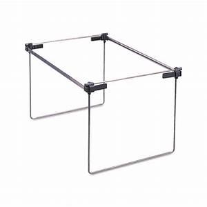 hanging file folder drawer frames adjustable steel With letter size hanging file frame