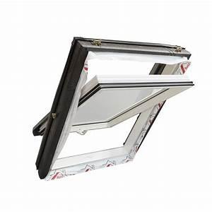 Dachfenster Mit Eindeckrahmen : dachdecker favorit roto dachfenster aus kunststoff mit eindeckrahmen und w rmed mmung dachdecker ~ Orissabook.com Haus und Dekorationen