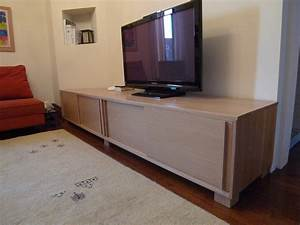 meuble audio portes coulissantes With meuble zodio