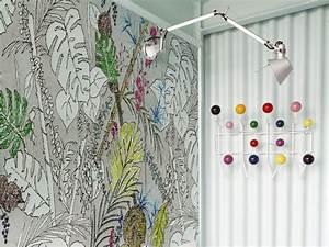 Papier Peint Salle De Bain : the gallery for vintage winter wallpaper ~ Dailycaller-alerts.com Idées de Décoration