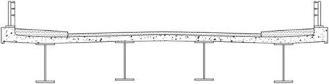 Jembatan Beton Komposit Area Teknik Sipil