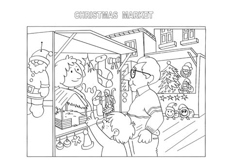 fashioned fair coloring page coloring home