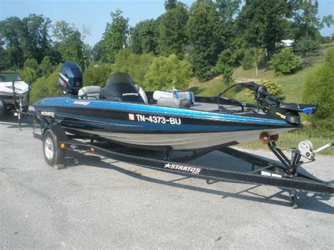 Bass Boats For Sale Gallatin Tn by Stratos Bass Boats Used275 Boattest