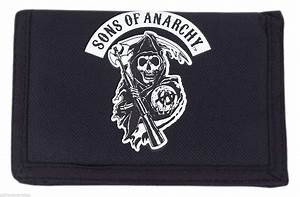 Sons of Anarchy Gift Set - Wallet, Belt & Keyring - Ideal ...